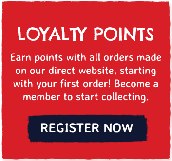 Become a member to earn loyalty points